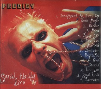 The Prodigy - Serial Thrilla Live '97.