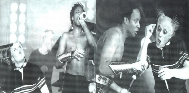 Claustrophobic PRODIGY Page - Bootlegs - SERIAL THRILLA LIVE '97.